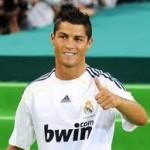 Cristiano Ronaldo, futbolista del Real Madrid, está triste