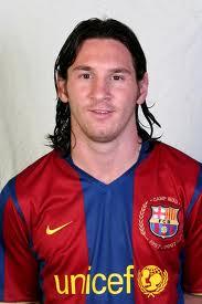 Leo Messi, Mejor Futbolista del Mundo
