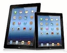Nueva tableta iPad más pequeña
