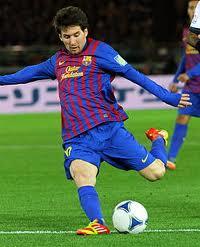 Leo Messi metió 50 goles en 2011-2012