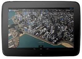 Tableta Nexus 10 de Google