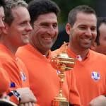 El Equipo Europeo gana la Ryder Cup 2012 con una remontada histórica