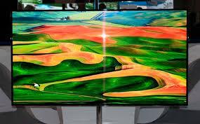Televisor Samsung con tecnología OLED
