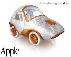 El iCar será el coche diseñado por Apple