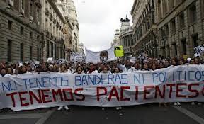 Más de un centenar de directores de Centros de Salud de Madrid presentan su dimisión