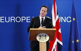 David Cameron realizará un referéndum en 2017 sobre la permanencia de Reino Unido en la Unión Europea