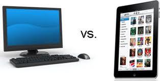 La venta de Tablets puede superar a la venta de ordenadores en Estados Unidos