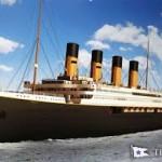El Titanic II, una réplica exacta del Titanic, realizará su viaje inaugural en 2016