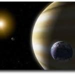 Astrónomos descubren un planeta gaseoso gigante que contiene oxígeno y monóxido de carbono