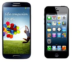 Fabricar el Samsung Galaxy S4 es bastante más caro que fabricar el iPhone 5 de Apple