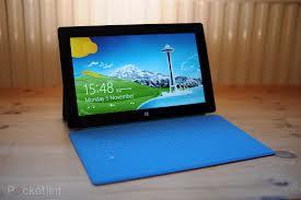 Microsoft pone a la venta la tableta Surface RT en Europa y en España