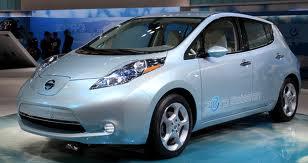 Nissan actualiza su coche eléctrico estrella, el Nissan Leaf