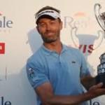 Raphaël Jacquelin gana el Open de España de Golf 2013 en un desempate de record