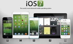 Dispositivos Apple con iOS 7
