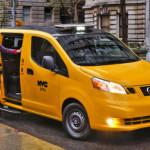 Nissan anuncia la producción del modelo oficial de taxi para Nueva York