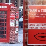 Una cabina telefónica para hablar con Dios