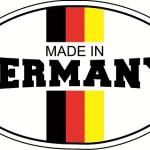 """Se debate en la Unión Europea la posibilidad de eliminar el sello """"Made in Germany"""""""