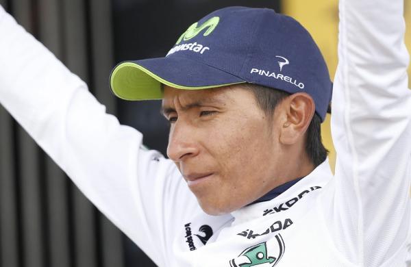 Nairo Quintana vuelve a sorprender en Europa al ganar la Vuelta a Burgos