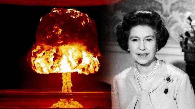 La reina Isabel II tenía un discurso preparado ante el estallido inminente de la III Guerra Mundial