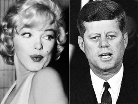 Marilyn Monroe habló con Jackie Kennedy de su relación con el presidente John F. Kennedy
