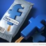 Dos croatas crean un helado con sabor a Facebook
