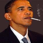 El método de Obama para no fumar: su esposa Michelle