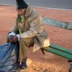 Una recompensa de 70 mil dólares a un vagabundo
