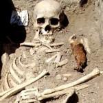 Descubren en Bulgaria los restos de un Vampiro del Medievo