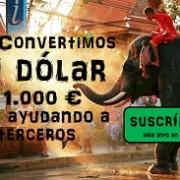 1dolar.org es un imaginativo proyecto solidario concebido para ayudar a los más necesitados