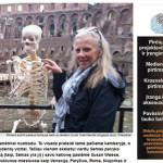 Recorre Europa con un esqueleto