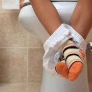 Ir al baño, actividad sostenible