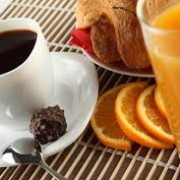 ¿Mejor zumo o café?