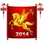 Feliz Año Nuevo Chino, es turno del Caballo de Madera
