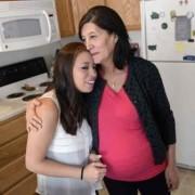 Mujer peruana ha dado a luz a su nieta
